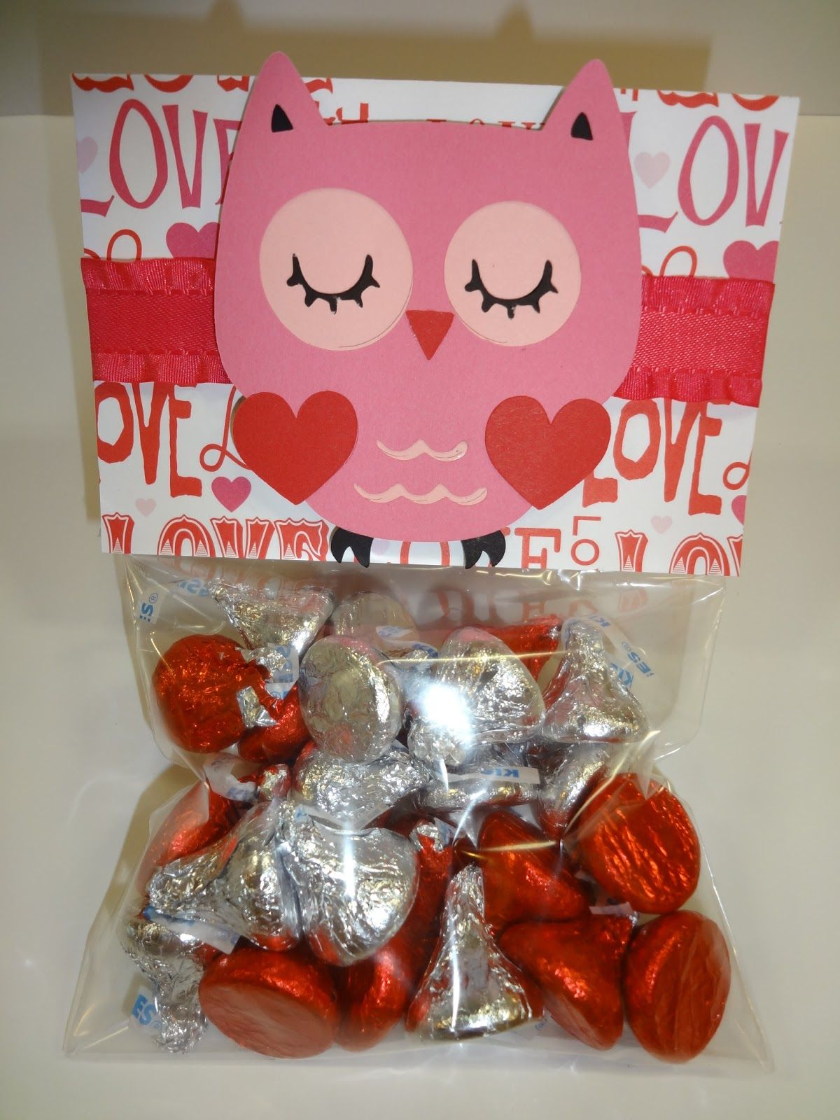 create your classroom valentines day goodie bags for students - Valentine Goodie Bag Ideas