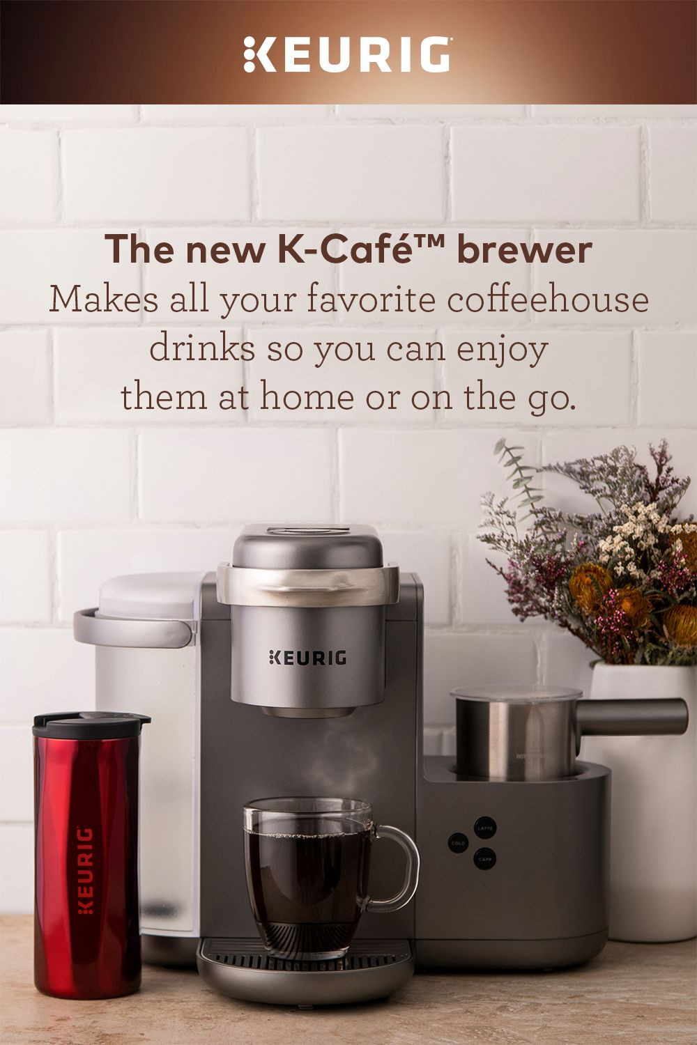 K Cafe Brewer Special Edition Full Of Features That Bring The