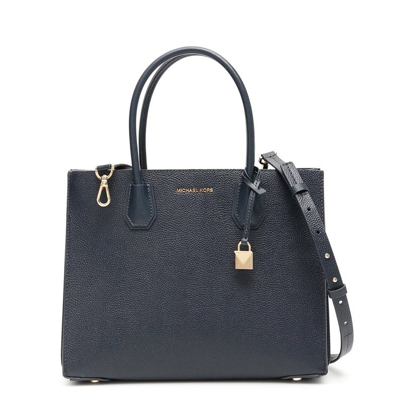 Michael Kors 30F8gm9t3t 414 Admiral Women Navy Handbag