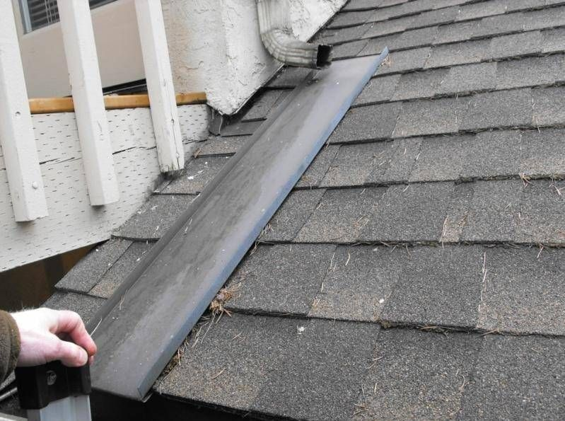Roof Tray Roof Gutter Ends On Lower Roof Google Search Gutters Gutter Downspout Extension Gutter Extensions