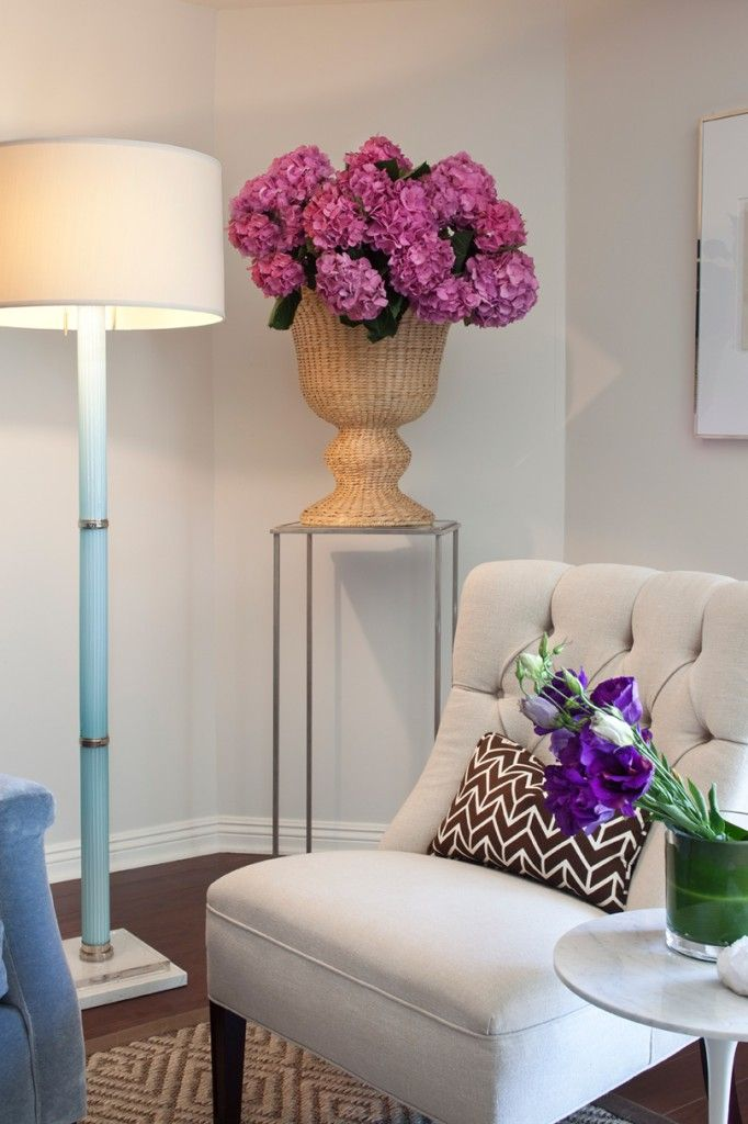 Chic White Pink Blue Purple Living Room Design  Home Decor Adorable Purple Living Room Designs Decorating Design