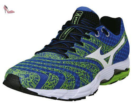 the latest dda30 9bd09 Mizuno Wave Sayonara, flâneurs homme - Bleu - bleu, 46.5 EU - Chaussures  mizuno ( Partner-Link)