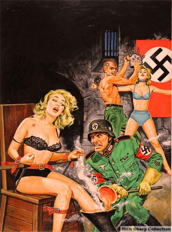 Erotic torture fiction
