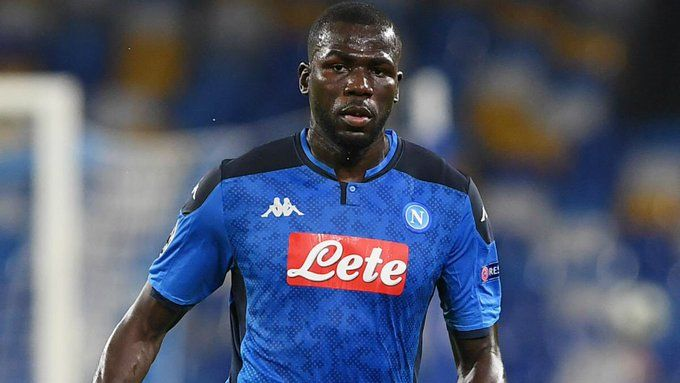 Manchester United To Battle Liverpool For 60m Rated Defender Kalidou Koulibaly Latest Football News In 2020 Manchester United Latest Football News Manchester