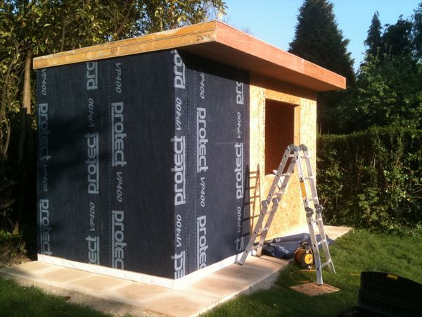 Sips structural insulated panels for garden rooms for Sips garden buildings