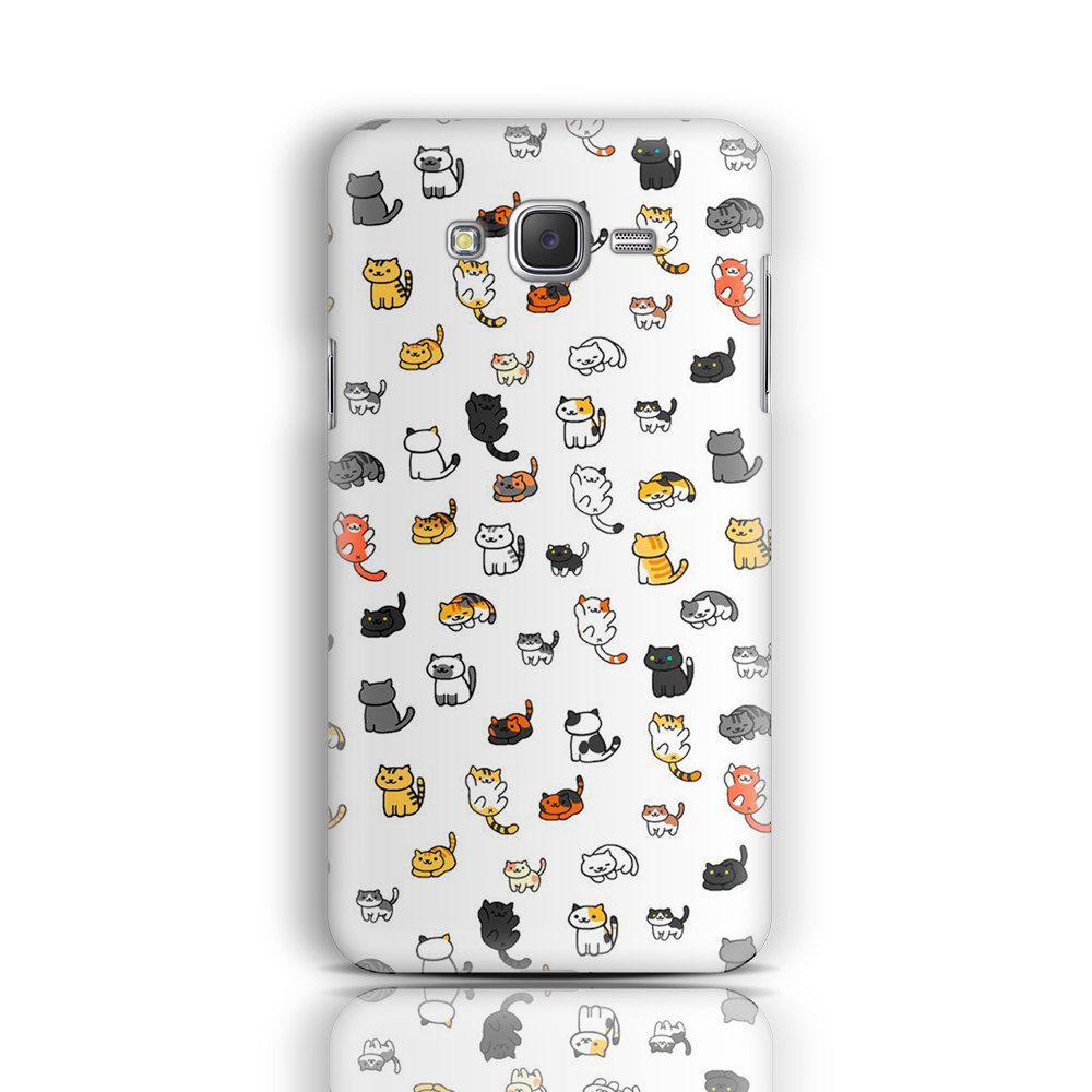 Neko Atsume Samsung Galaxy J5 Case Samsung Galaxy S6 Case ...
