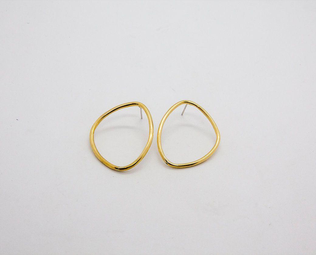Art De L Ame Toulouse boucles d'oreilles sabi   sabi earrings   bijoux de mariée