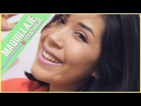 Maquillaje Casual y Primaveral  BBM - YouTube