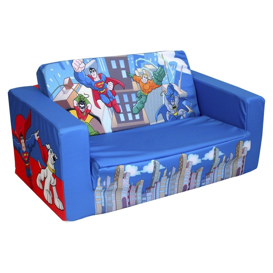 Enjoyable Magical Harmony Kids Flip Sofa Mini Heroes Kids Sofa Machost Co Dining Chair Design Ideas Machostcouk