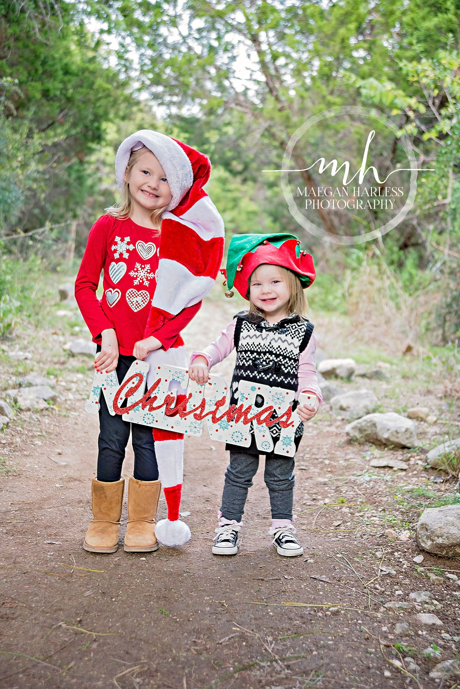 Sisters Lifestyle Session - Merry Christmas! - Natural Light Photographer - Austin, Texas