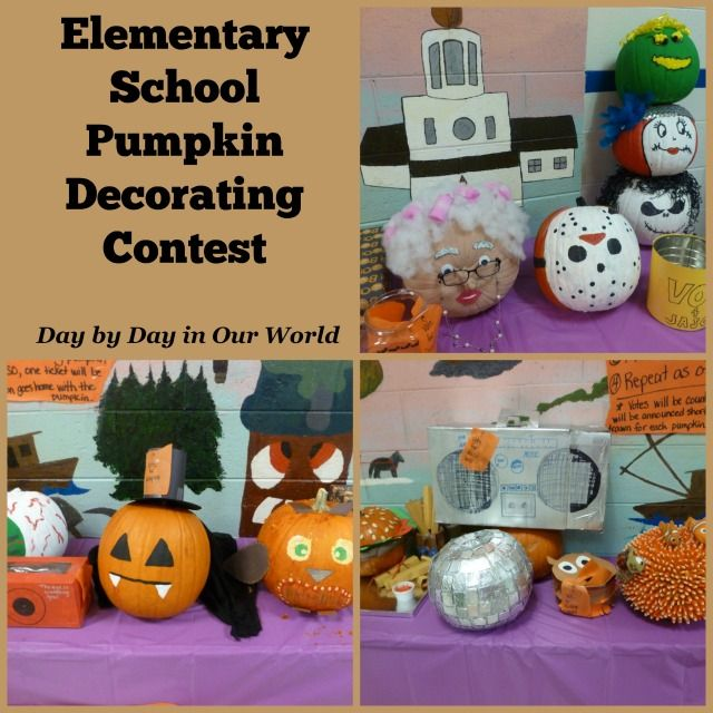 Halloween Trunk or Treat Fun with Awesome Pumpkin Decorating
