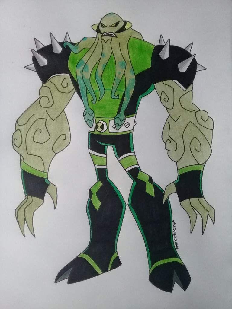Hola Aliens Un Nuevo Dibujo A Llegado Ben 10 Amino Español Amino Aliens Vegeta Para Colorear Como Dibujar Personajes