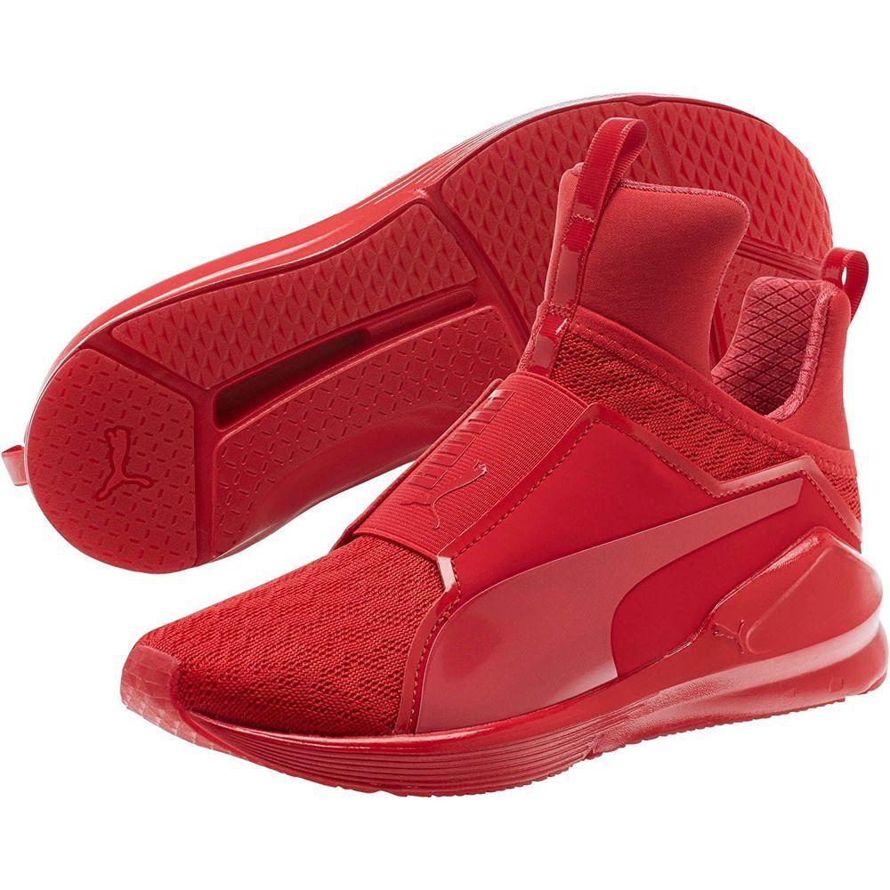 517bcc41cd65 Fierce Strap Leather Women s Training Shoes