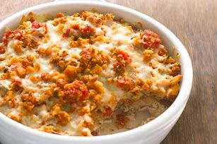 My sister-in-law made this for me once, and I loved it. It is one of my go to meals. easy, fast, and yummy!