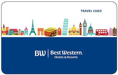 Coupons Giftcards 10 Best Western Travel Gift Card Valid Until