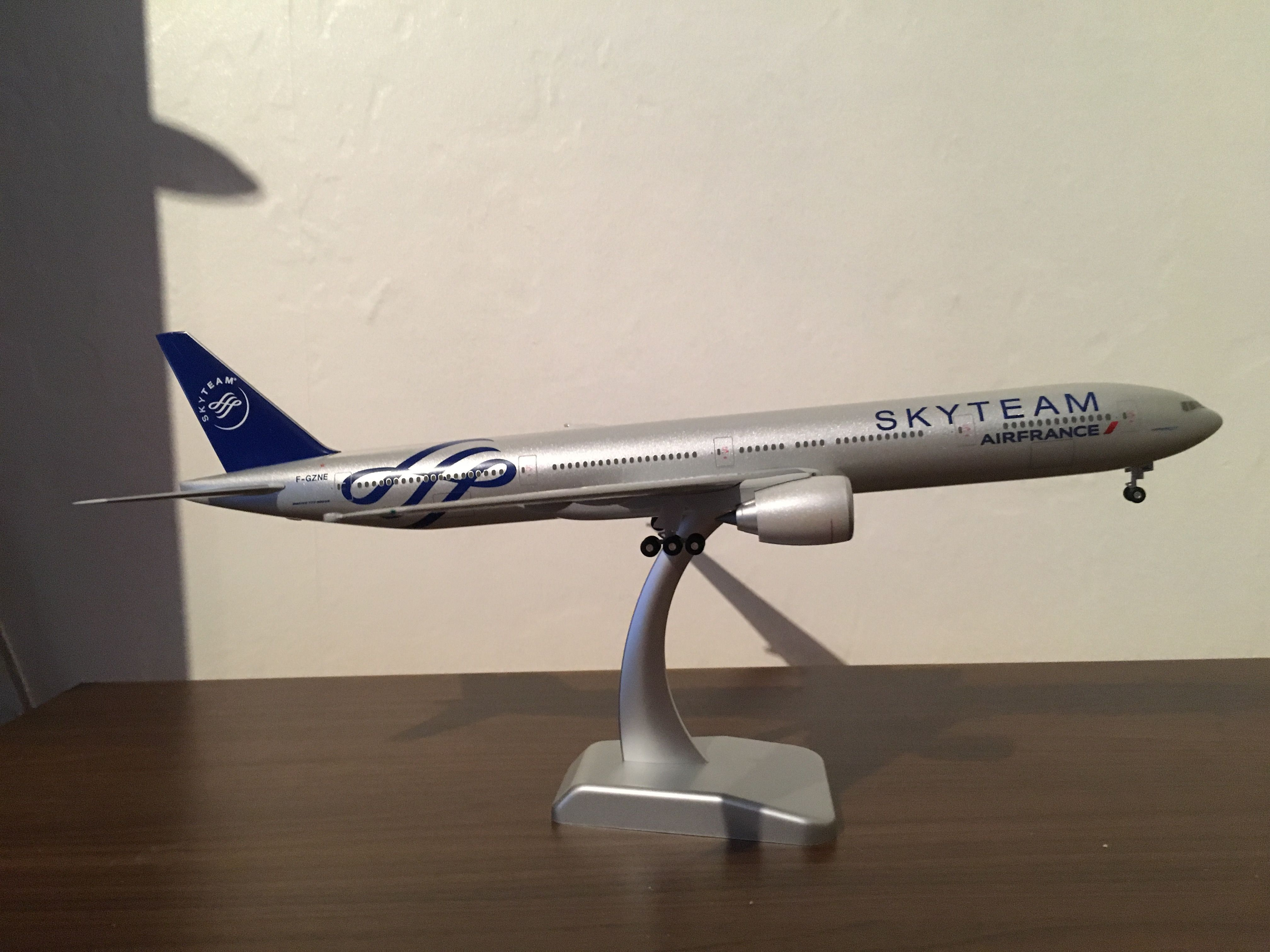 French Airline company Air France,In the Full Skyteam