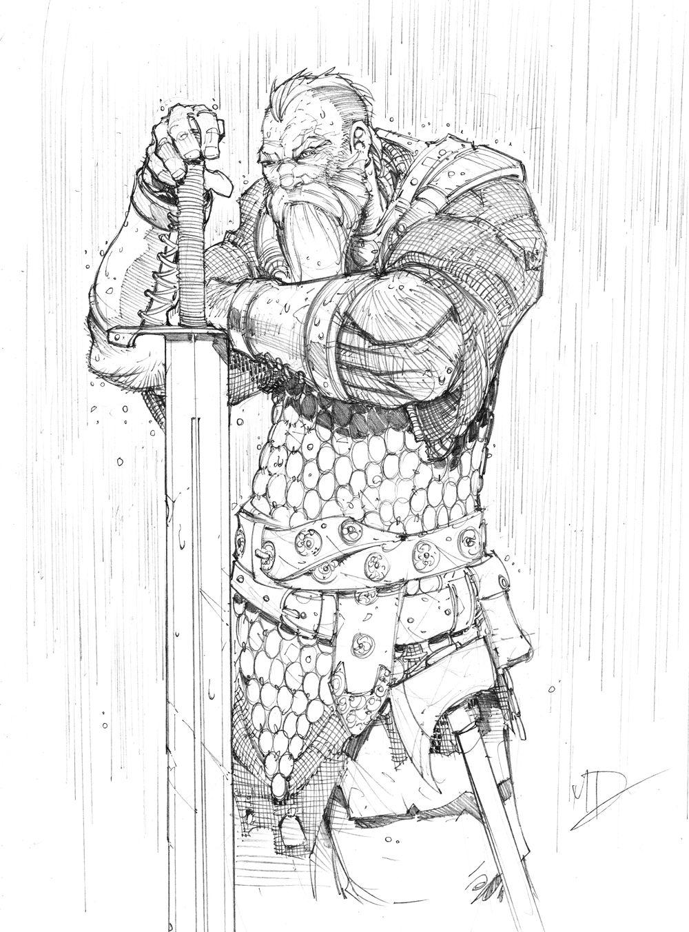 deviantart character sketches - photo #28