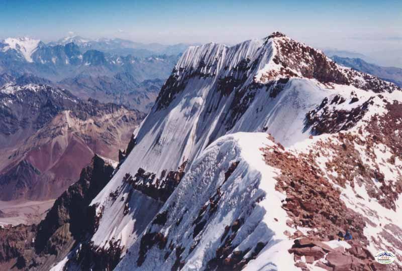 Resultado de imagen para montaña mas alta de argentina