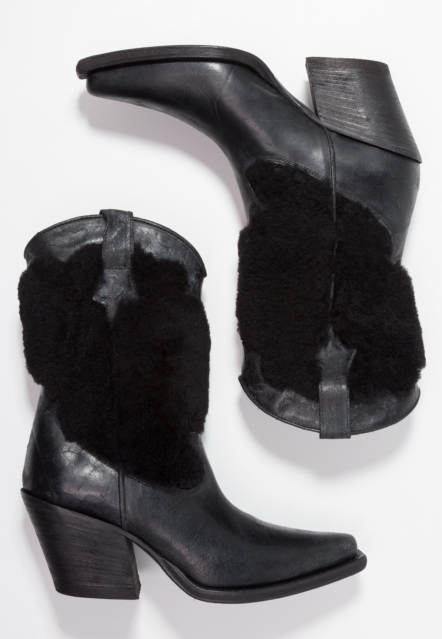timeless design 2019 real best collection TAMMY PULL ON - Cowboy/Biker boots - nero @ Zalando.co.uk ...