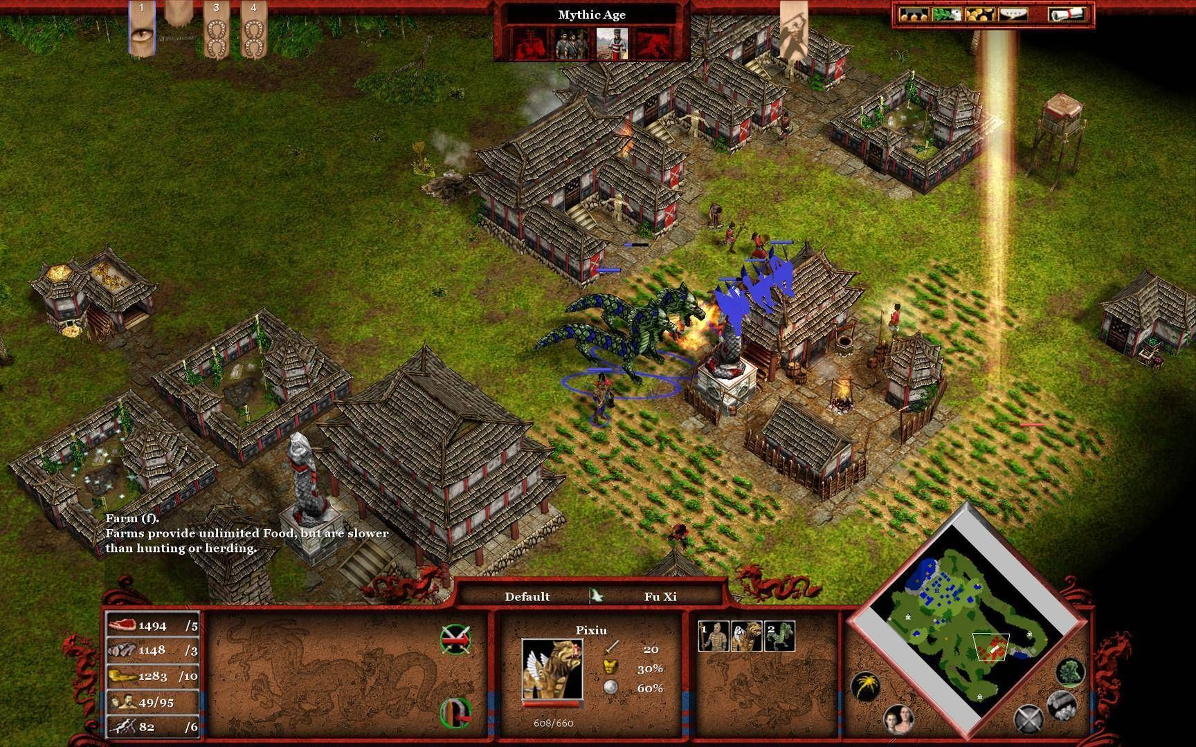 Age Of Mythology Ex Tale Of The Dragon Dlc Pocitacove Hry Hry