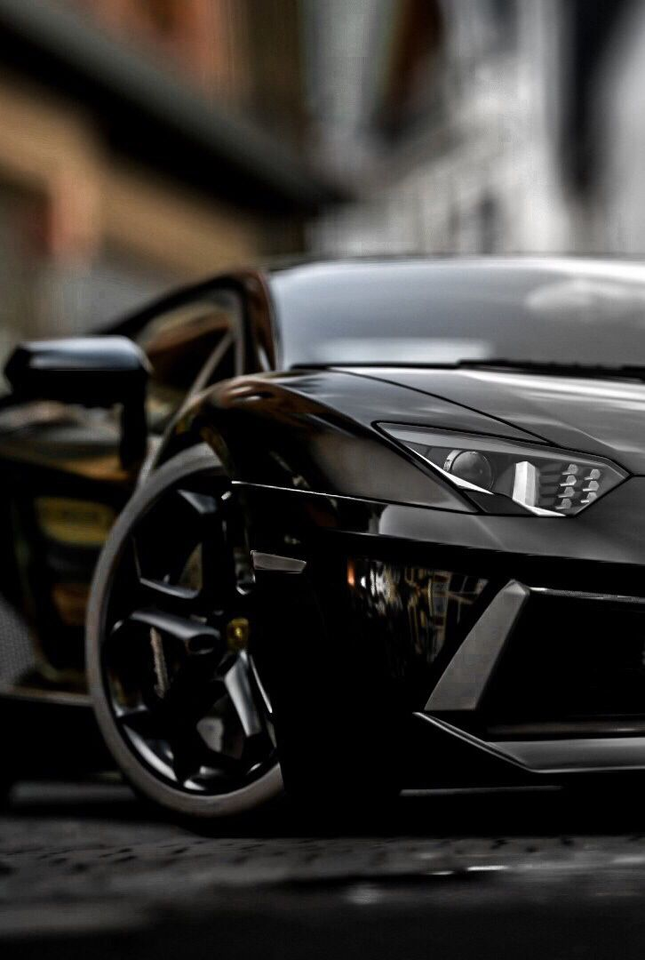 Iphone 7 Black Car Wallpaper In 2020 Black Car Wallpaper Black Car Black Audi