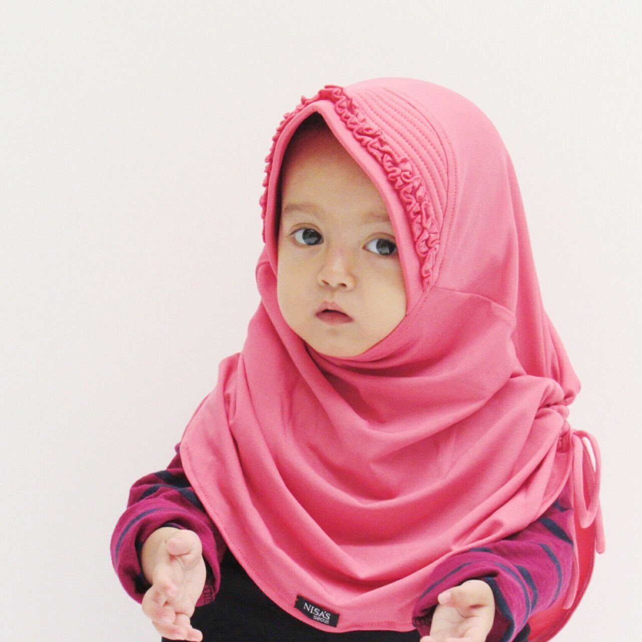 Pin By Little Jhe On Jilbab Bayi Pinterest