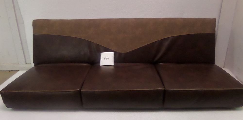 New Rv Trailer Camper Home 72 Jack Knife Sofa Bed Couch Rv Ideas