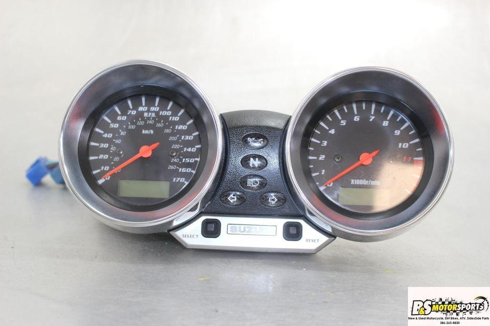05 Suzuki Bandit 1200 Gsf1200sk5 Gsf1200 Speedo Tach Gauge