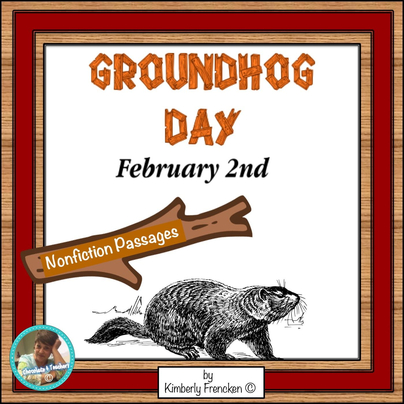 Groundhog Day Nonfiction Passages To Practice Reading