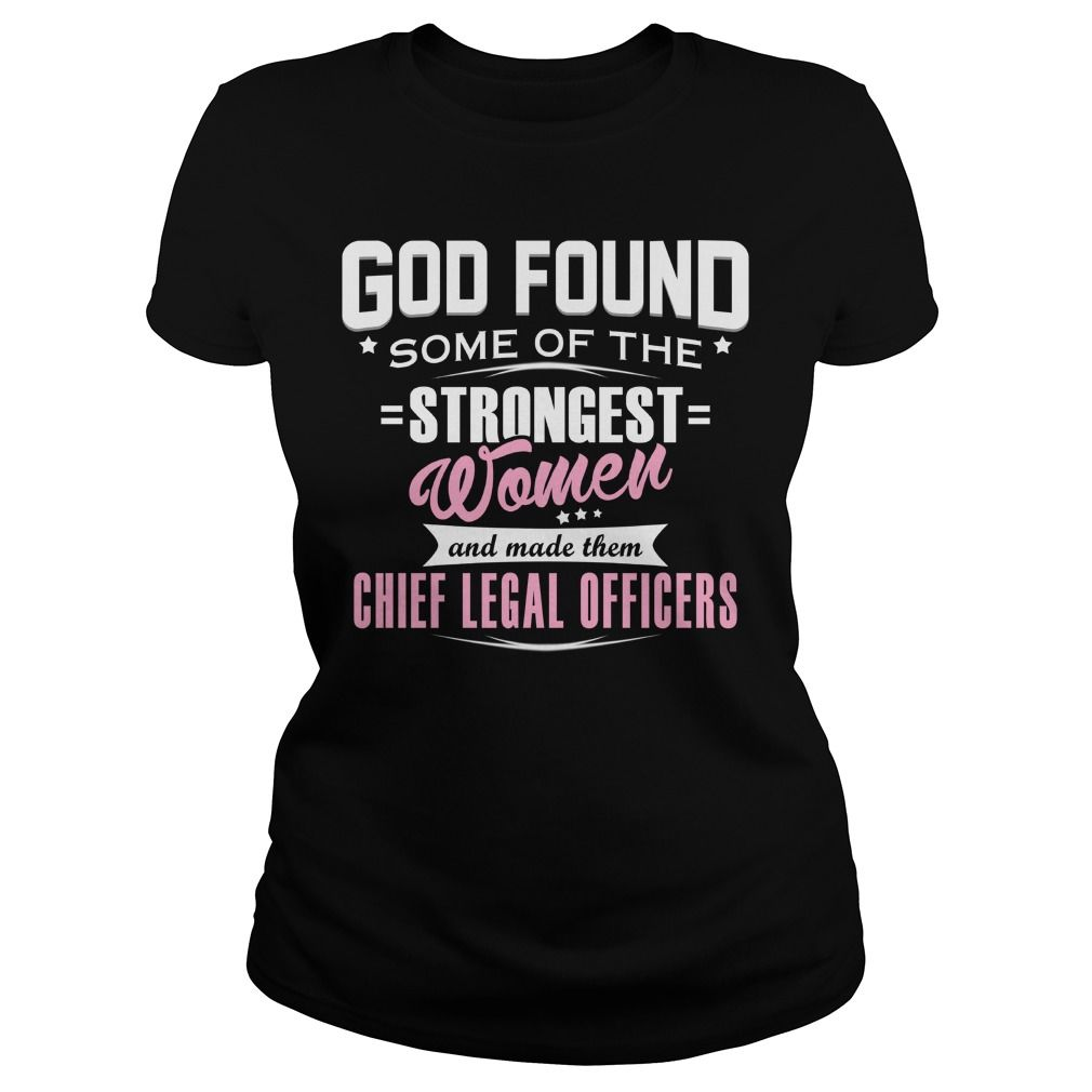 CHIEF LEGAL OFFICER God Found Some Of The STRONGEST WOMEN And Made Them…
