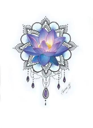 Pin by cassia camargo on tatoo flor de lotus pinterest tattoo lotus flower big on my hip mightylinksfo
