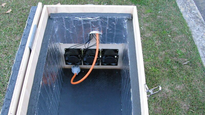 Generator Covers For Noise Cancellation Airstream Forums