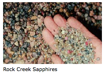 montana sapphire mining is