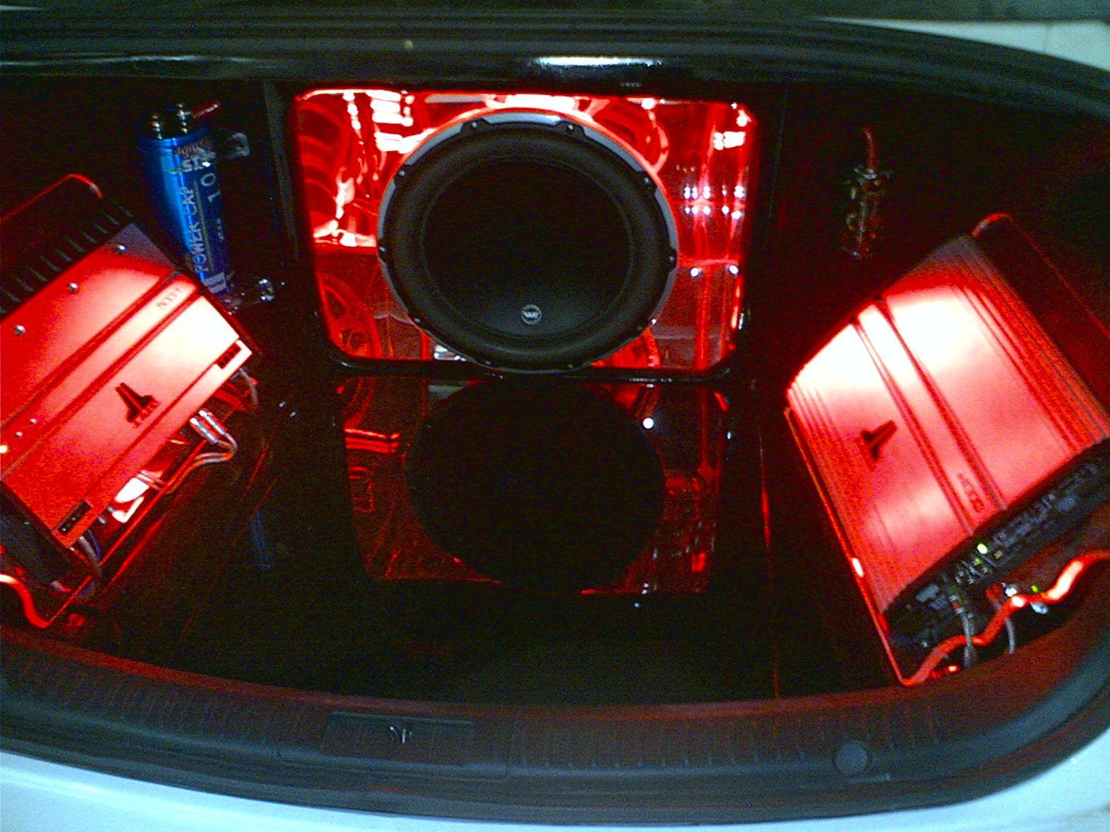 Speaker systems set up for cars mazda 3 sir charles full jl audio set up