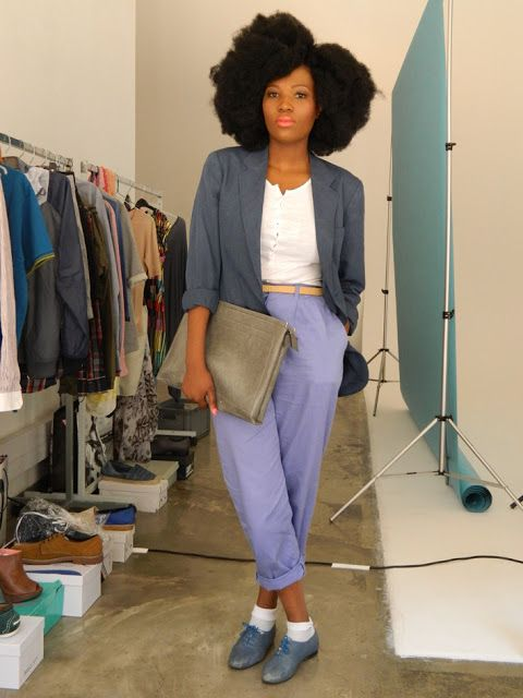 The Quirky Stylista: Behind the Scenes: Imag shoot