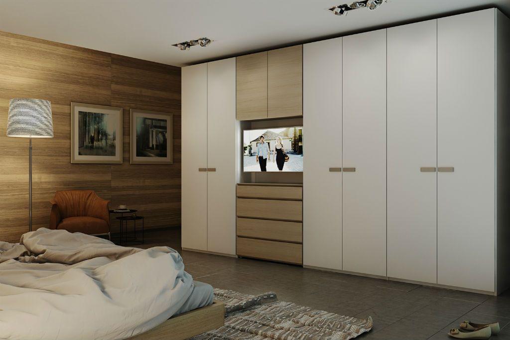 Armarios Lisos Colores Cálidos Elegantes Simplicidad Elegancia Para Dor Diseño De Armario Para Dormitorio Decoracion De Dormitorio Matrimonial Dormitorios