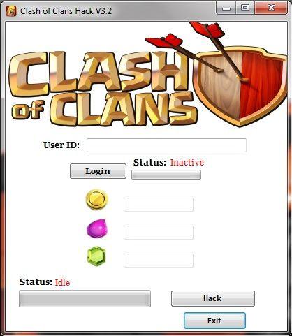 Clash of Clans Hack | games hacks | Clash of clans hack