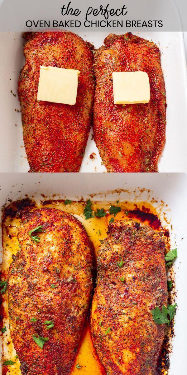 Photo of Perfekte Ofen gebackene Hühnerbrust – Gal auf einer Mission