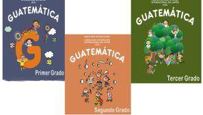 Cuadernos de Matematicas para todos los cursos de primaria. Incluyen guía del Docente