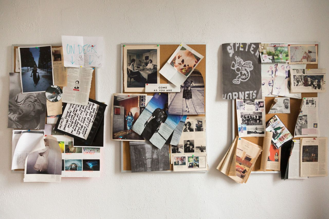 diy cool cork board ideas, instalation & photos - bulletin board