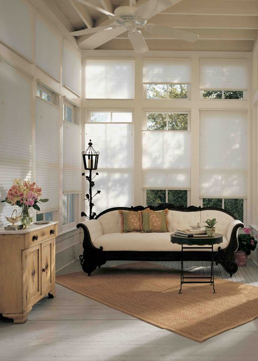 highest r value windows wall window coverings light control privacy protection and added energy efficiency to your windows the highest rvalue you can get in covering cortina duette hunterdouglas cortinas pinterest