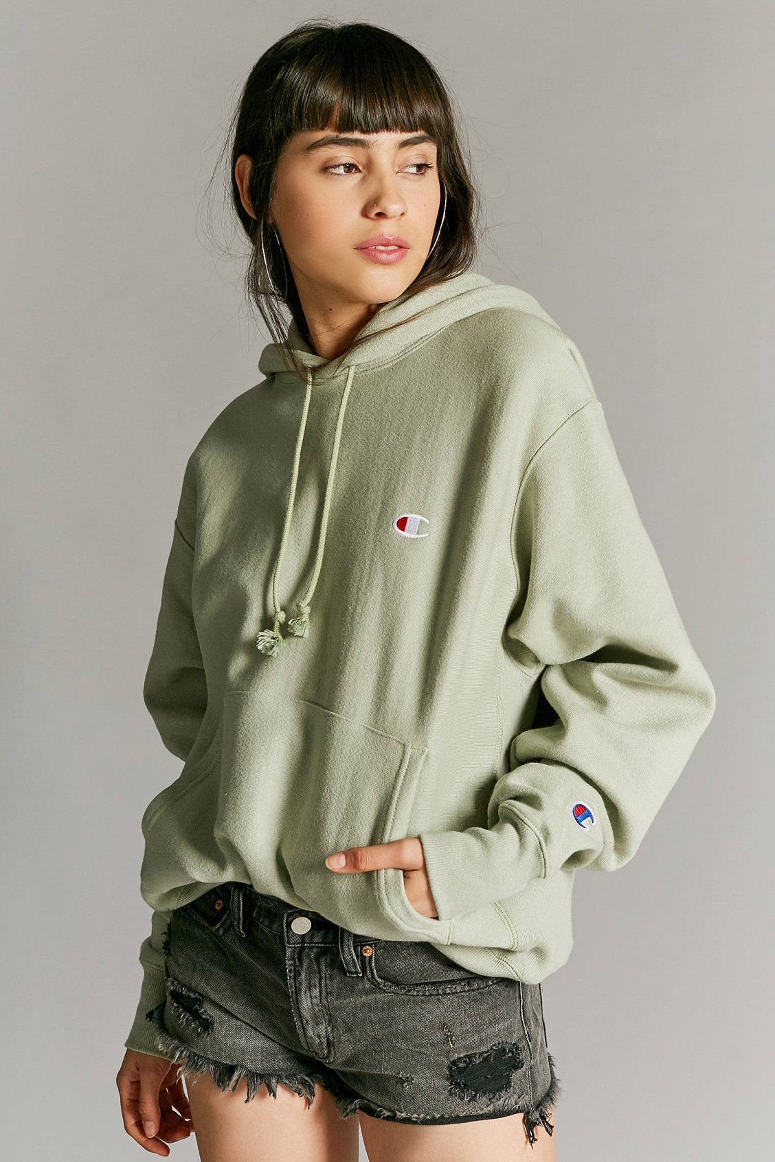 a15c765d1c10 Champion & UO Novelty Graphic Hoodie Sweatshirt | Urban Outfitters