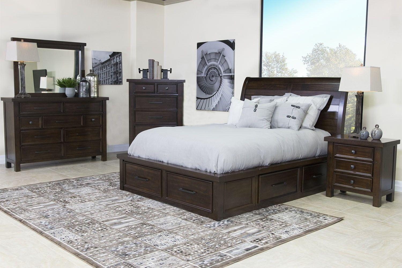 Sonoma Bedroom - Bedroom | Mor Furniture for Less | King ...