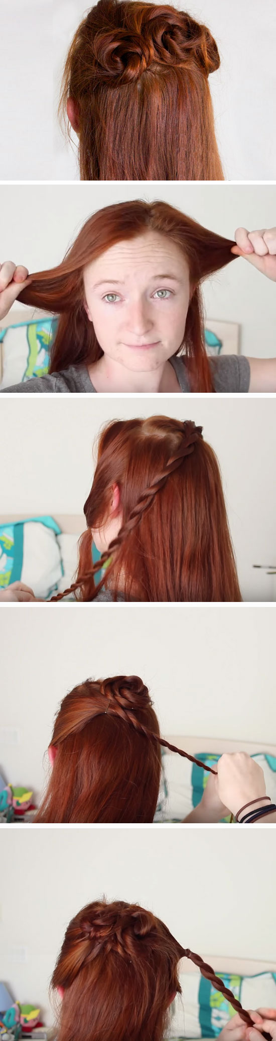 18 diy game of thrones inspired hairstyles | diy games, gaming and