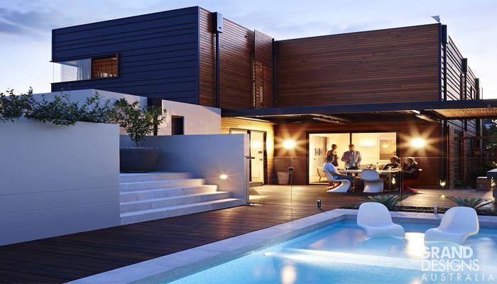 Minosa Design Grand Designs Australia Series 1 Clovelly House