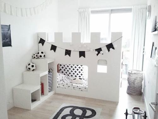 Les Super Transformations De Lit Pour Enfant Kura D Ikea Momes Net
