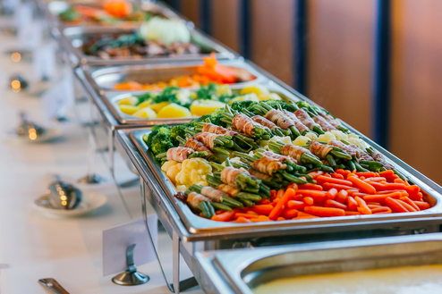 Mealfit Offers High Quality Food And Catering Services To Know More About It Check Out Www Mealfit Wedding Food Catering Reception Food Wedding Buffet Food