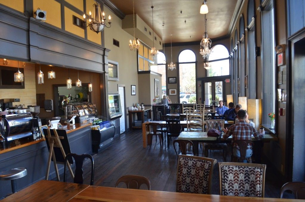 Iron Bank Coffee Columbus Georgia Lil Foodie In 2019 Columbus