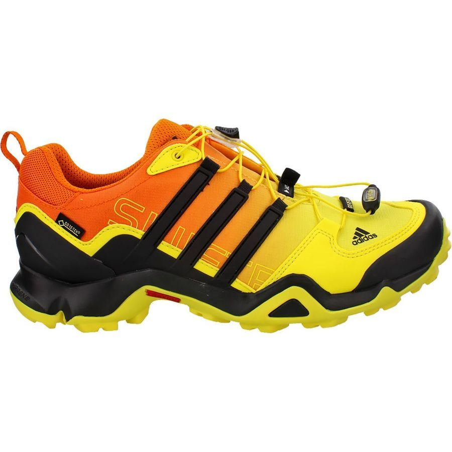 81c80ac426b Adidas Outdoor - Terrex Swift R GTX Hiking Shoe - Men s - Bright Yellow  Black Unity Orange