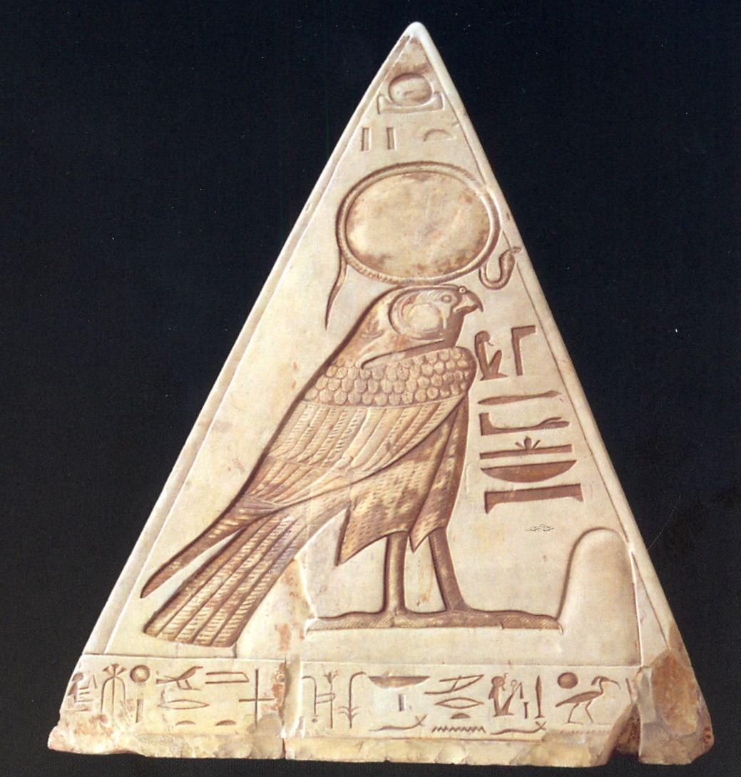 Pyramidion Of  Ramose kingdom of  Ramsete II